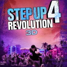 Step Up Revolution: il teaser poster italiano del film