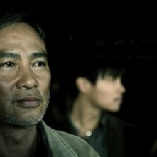 The Man Behind the Courtyard House (Shou Wang Zhe): una scena del film