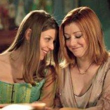 Amber Benson e Alyson Hannigan nell'episodio La vita è un musical (Once More, with Feeling) della sesta stagione di Buffy