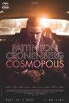 Cosmopolis: la locandina italiana del film