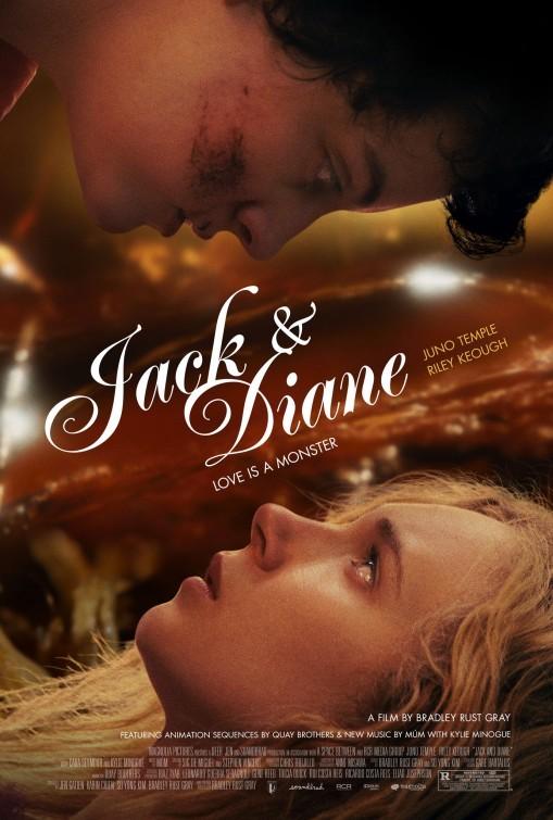 Jack And Diane Poster Originale Del Film 238287