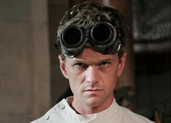Neil Patrick Harris, protagonista della web series Doctor Horrible's Sing-Along Blo