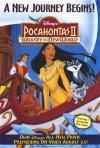 Pocahontas II - Viaggio nel nuovo mondo: la locandina del film