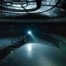 Un'inquietante immagine in interni di Chernobyl Diaries