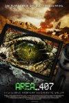 Area 407: la locandina del film