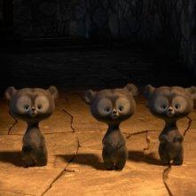 Ribelle - The Brave: una curiosa immagine tratta dal film