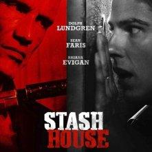 Stash House: la locandina del film