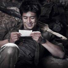 Una scena del dramma bellico coreano The Front Line