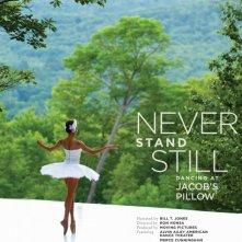 Never Stand Still: la locandina del film