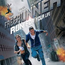 Freerunner: la locandina del film