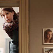 Le prénom: Valérie Benguigui in una immagine del film