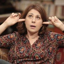 Le prénom: Valérie Benguigui in una scena della commedia francese
