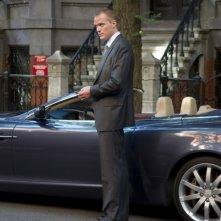Margin Call: Paul Bettany in una scena del film