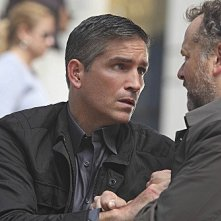 Person of Interest: James Caviezel e David Costabile nell'episodio Judgement