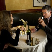 Person of Interest: James Caviezel e Paige Turco nell'episodio The Fix