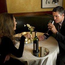 Person of Interest: James Caviezel e Paige Turco nell'episodio The Fix