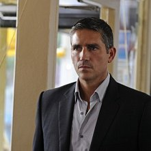 Person of Interest: James Caviezel in una scena dell'episodio Judgement