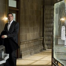 Person of Interest: James Caviezel in una scena dell'episodio Legacy