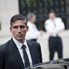 Person of Interest: James Caviezel in una scena dell'episodio The Fix