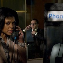 Person of Interest: Michael Emerson e Taraji P. Henson nell'episodio Super