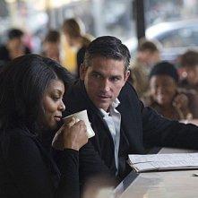 Person of Interest: Taraji P. Henson e James Caviezel nell'episodio Legacy