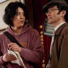 The Woodsman and the Rain: una immagine del film giapponese