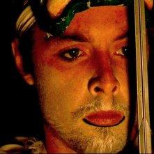 David Prat col volto truccato in Nino (Une adolescence imaginaire de Nino Ferrer)