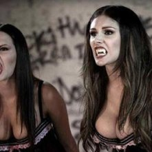 Strippers vs Werewolves: una sequenza del film