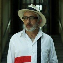 7 giorni all'Havana: un'immagine di Elia Suleiman, regista e interprete dell'episodio Diary of a beginner (giorno 4)