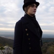 Confession of a Child of the Century: Pete Doherty in una scena del film
