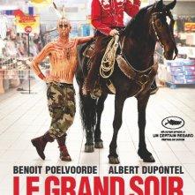 Le grand soir: il poster francese del film