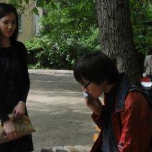 Student: un'immagine tratta dal film