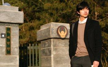Una scena del film Silenced di Hwang Dong Hyeuk