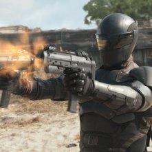 G.I. Joe: La vendetta, una scena action del film