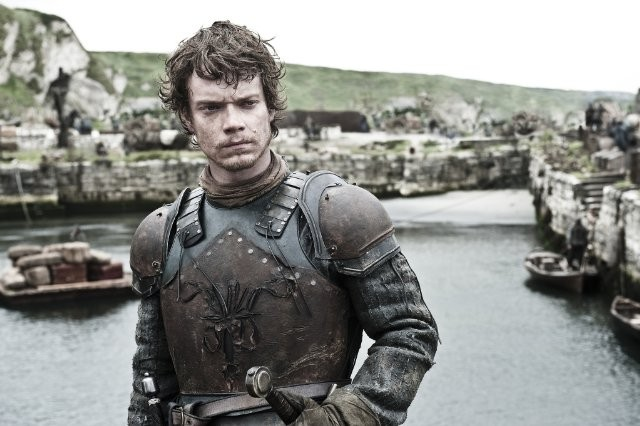 Game of Thrones: Alfie Allen nell'episodio The Ghost of Harrenhal