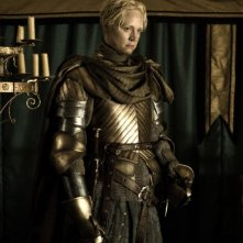 Game of Thrones: Gwendoline Christie nell'episodio Garden of Bones
