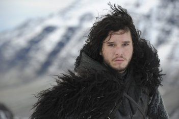 Game of Thrones: Kit Harington nell'episodio The Ghost of Harrenhal