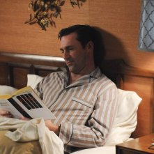 Jon Hamm nell'episodio At the Codfish Ball della quinta stagione di Mad Men