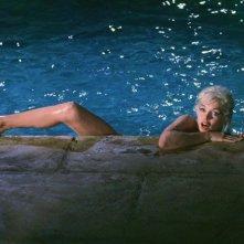 Una splendida Marilyn Monroe in una sequenza di Something's Got to Give