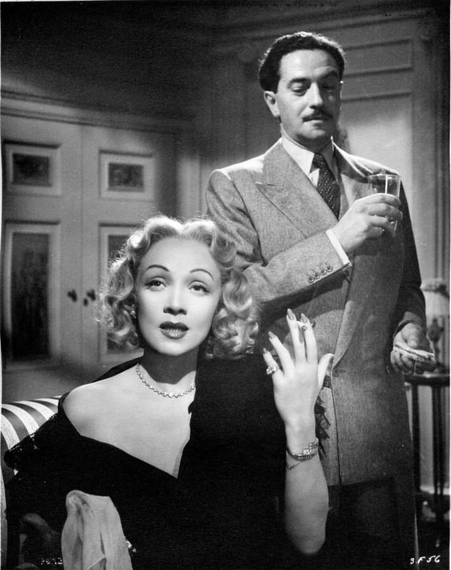 Marlene Dietrich In Paura In Palcoscenico 239325