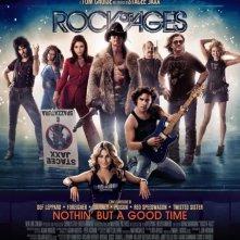 Rock of Ages: il poster italiano del film