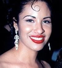 Una foto di Selena, cantante texana uccisa nel 1995