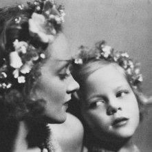 Marlene Dietrich e sua figlia Maria