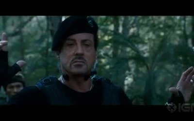 Trailer - The Expendables II