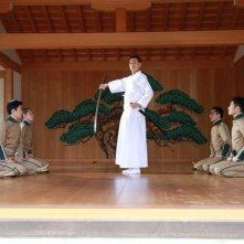 11/25 The Day Mishima Chose His Own Fate: Arata Iura in una scena del film