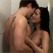 Chroniques sexuelles d'une famille d'aujourd'hui, una sequenza del film sotto la doccia