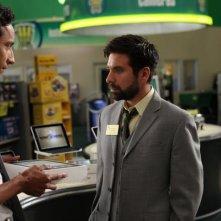 Chuck: Danny Pudi e Joshua Gomez nell'episodio Chuck Versus the Hack Off