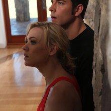Chuck: Yvonne Strahovski e Zachary Levi nell'episodio Chuck Versus the Bearded Bandit