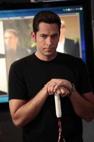 Chuck: Zachary Levi nell'episodio Chuck vs. the Zoom