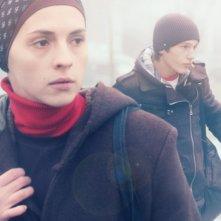 Djeca (Children of Sarajevo), Marija Pikic e Ismir Gagula in una scena tratta dal film